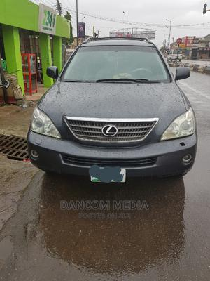 Lexus RX 2007 400h Gray   Cars for sale in Lagos State, Ikeja