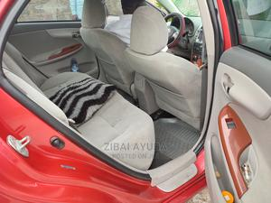 Toyota Corolla 2010 Red | Cars for sale in Lagos State, Ajah