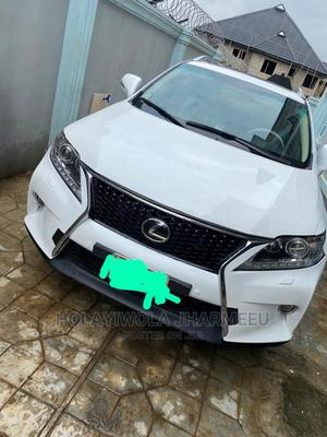 Lexus RX 2010 350 White   Cars for sale in Lagos State, Alimosho