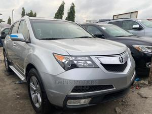 Acura MDX 2010 Silver   Cars for sale in Lagos State, Apapa