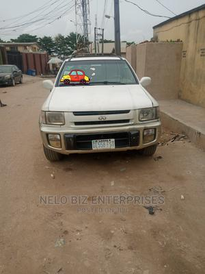 Nissan Pathfinder 2000 Automatic White | Cars for sale in Lagos State, Kosofe