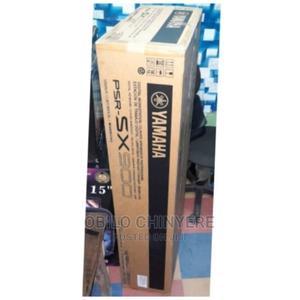Keyboard YAMAHA Psr SX900   Musical Instruments & Gear for sale in Lagos State, Mushin