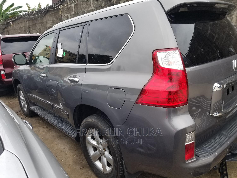 Lexus GX 2012 460 Premium Gray | Cars for sale in Apapa, Lagos State, Nigeria
