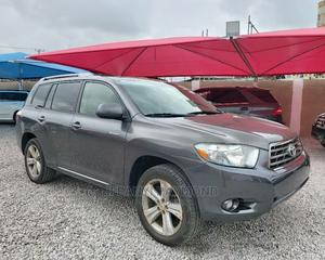 Toyota Highlander 2008 Sport Gray | Cars for sale in Lagos State, Amuwo-Odofin