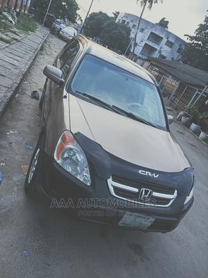 Honda CR-V 2005 2.0i ES Automatic Gold | Cars for sale in Lagos State, Surulere