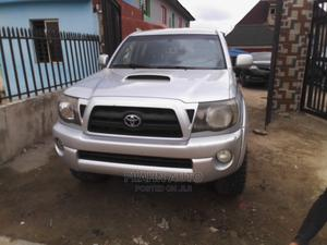 Toyota Tacoma 2005 Silver | Cars for sale in Lagos State, Ikotun/Igando