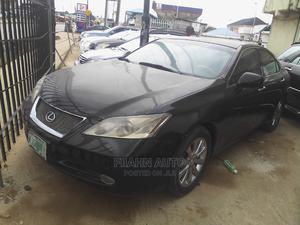 Lexus ES 2008 350 Black | Cars for sale in Lagos State, Ikotun/Igando