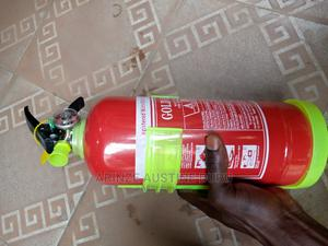 Fire Extinguisher - 2KG GOLD ECL Dry Powder Extinguisher | Vehicle Parts & Accessories for sale in Abuja (FCT) State, Gudu