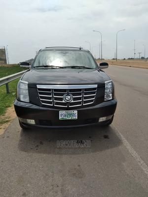 Cadillac Escalade 2007 Black | Cars for sale in Abuja (FCT) State, Lugbe District