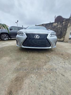 Lexus ES 2016 350 FWD Silver | Cars for sale in Lagos State, Surulere