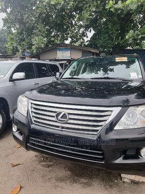 Lexus LX 2011 570 Black | Cars for sale in Lagos State, Apapa