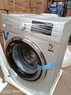 Midea Automatic Washing Machine 7kg   Home Appliances for sale in Anambra State, Onitsha