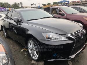 Lexus IS 2009 250 Black | Cars for sale in Lagos State, Apapa