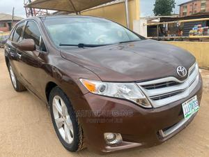 Toyota Venza 2010 V6 AWD Brown | Cars for sale in Lagos State, Ojodu
