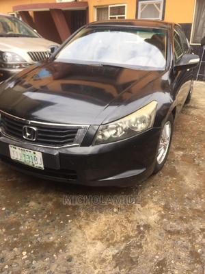 Honda Accord 2009 2.4 EX Brown | Cars for sale in Lagos State, Ikeja