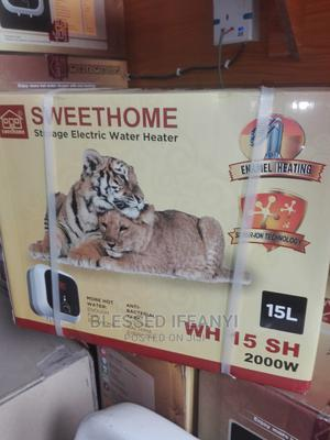15 Litters Sweet Home Water Heater | Home Appliances for sale in Lagos State, Ojo