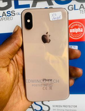 Apple iPhone XS 64 GB Gold | Mobile Phones for sale in Abuja (FCT) State, Wuse
