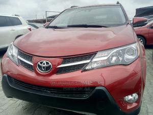 Toyota RAV4 2014 Red | Cars for sale in Lagos State, Lekki