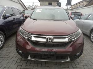 Honda CR-V 2017 Red | Cars for sale in Lagos State, Surulere