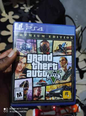 GTA v for Ps4 | Video Games for sale in Edo State, Benin City