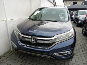 Honda CR-V 2015 Blue | Cars for sale in Lagos State, Surulere