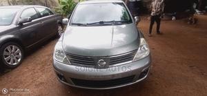 Nissan Versa 2010 1.8 SL Hatchback Silver | Cars for sale in Abuja (FCT) State, Gwarinpa
