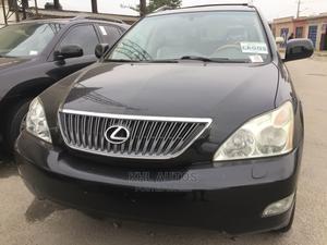 Lexus RX 2007 350 Black | Cars for sale in Lagos State, Apapa
