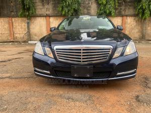 Mercedes-Benz E350 2012 Blue | Cars for sale in Lagos State, Ikeja