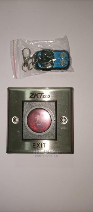 Zkteco Non Touch Sensor With Remote Key   Safetywear & Equipment for sale in Lagos State, Ikeja