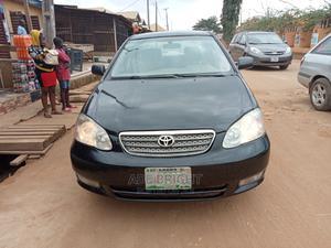 Toyota Corolla 2003 Black   Cars for sale in Ogun State, Sagamu