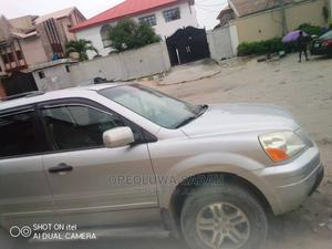 Honda Pilot 2005 Silver | Cars for sale in Lagos State, Lekki