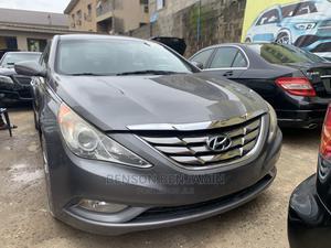 Hyundai Sonata 2010 Gray | Cars for sale in Lagos State, Ifako-Ijaiye