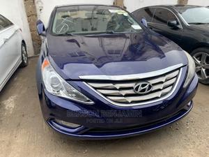 Hyundai Sonata 2011 Blue | Cars for sale in Lagos State, Ifako-Ijaiye