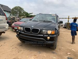 BMW X5 2004 3.0i Sports Activity Black | Cars for sale in Lagos State, Ikeja