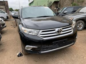 Toyota Highlander 2012 Black   Cars for sale in Lagos State, Abule Egba