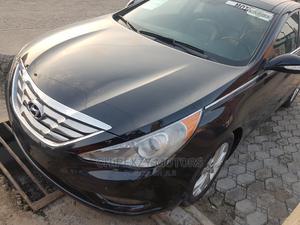 Hyundai Sonata 2013 Black   Cars for sale in Lagos State, Amuwo-Odofin