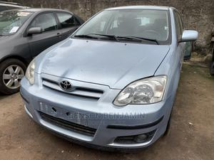 Toyota Corolla 2005 Verso 1.6 VVT-i Blue | Cars for sale in Lagos State, Abule Egba