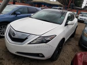 Acura ZDX 2011 Base AWD White   Cars for sale in Lagos State, Ikeja