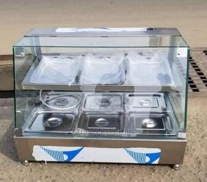 Glass Top Food Warmer   Restaurant & Catering Equipment for sale in Lagos State, Surulere