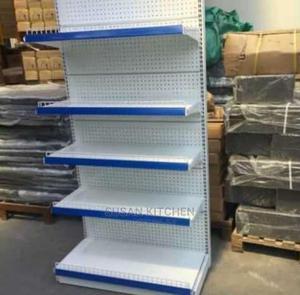 New Single Sided Supermarket Shelf | Restaurant & Catering Equipment for sale in Lagos State, Ikeja