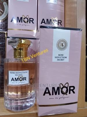Rose Seduction Secret Amor EDP 100ml   Fragrance for sale in Lagos State, Amuwo-Odofin