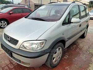 Opel Zafira 2001 2.0 Silver | Cars for sale in Oyo State, Ibadan