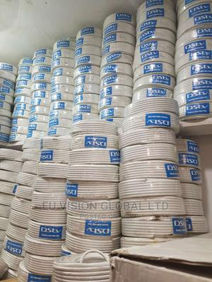 Rg6 Coaxial Cable Dstv | Accessories & Supplies for Electronics for sale in Lagos State, Ojo
