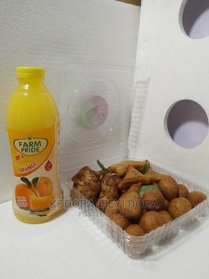Small Chops and Drink | Meals & Drinks for sale in Rivers State, Port-Harcourt