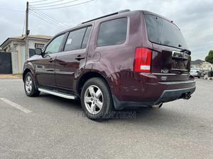 Honda Pilot 2009 Brown | Cars for sale in Lagos State, Ikeja