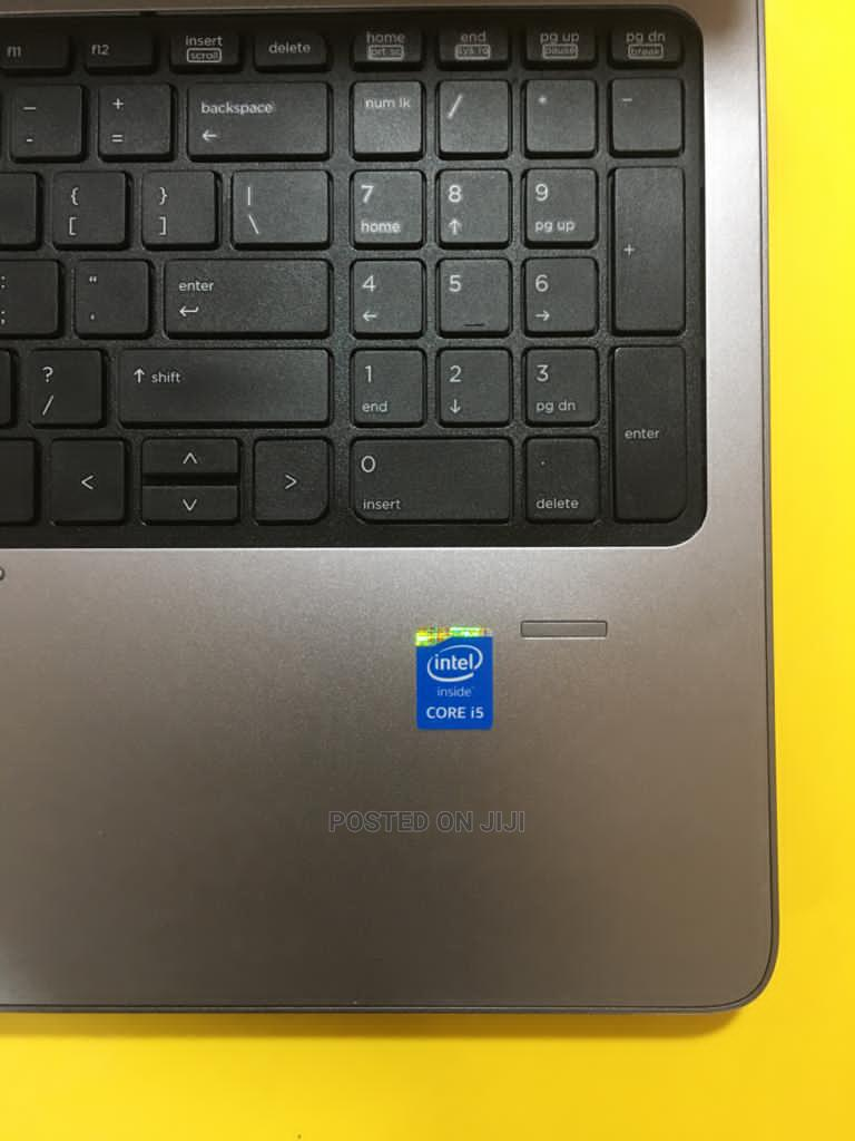 Laptop HP ProBook 650 G1 4GB Intel Core I5 HDD 500GB | Laptops & Computers for sale in Surulere, Lagos State, Nigeria