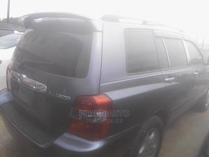 Toyota Highlander 2006 Limited V6 Blue | Cars for sale in Lagos State, Ikotun/Igando