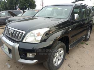 Toyota Land Cruiser Prado 2008 Black | Cars for sale in Lagos State, Ikeja