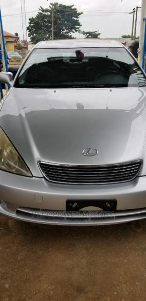 Lexus ES 2005 330 Silver | Cars for sale in Lagos State, Alimosho