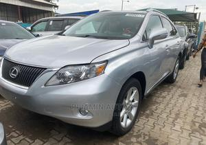 Lexus RX 2010 350 Silver   Cars for sale in Lagos State, Ikeja